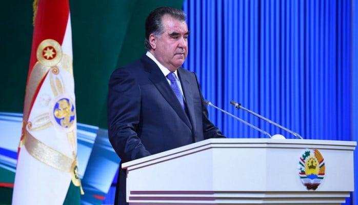 Tacikistan Prezidenti 2021-ci il yanvarın 1-dək ölkədə sahibkarlıq subyektlərinin yoxlanılmasına qadağa qoyub