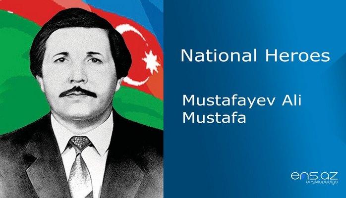 Ali Mustafayev Mustafa