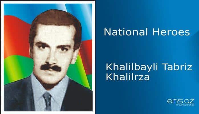 Khalilbayli Tabriz Khalilrza