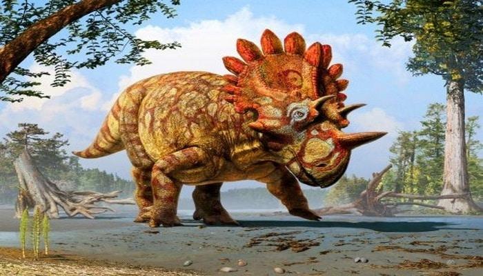 В Нью-Мехико обнаружен новый вид динозавров