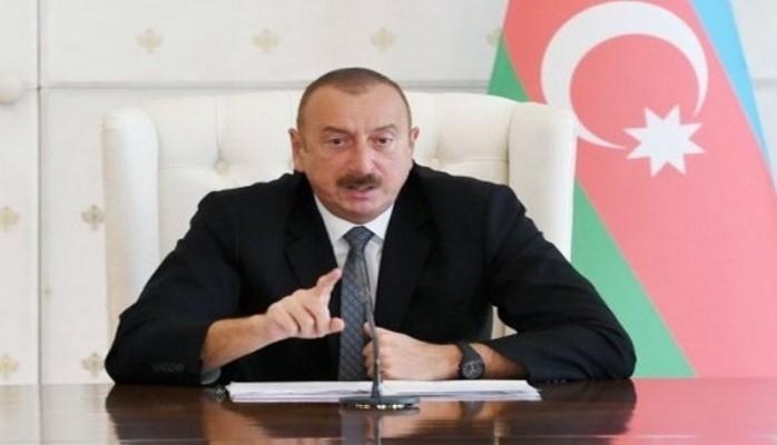 """""""Biz hələ işin başlanğıc mərhələsindəyik"""" - İlham Əliyev"""