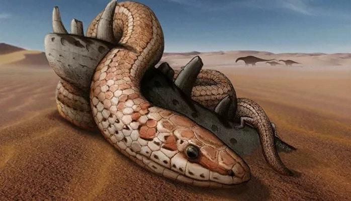 Ученые узнали, когда змеи потеряли ноги