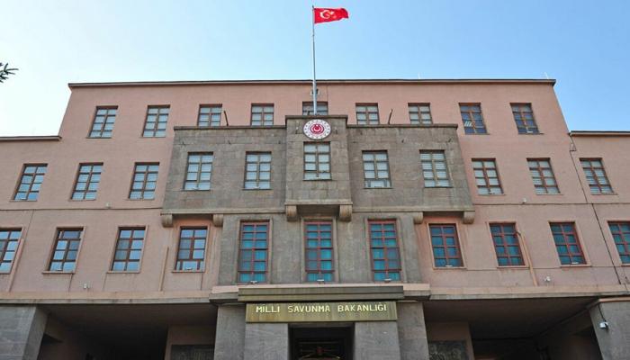 Türkiyənin Müdafiə Nazirliyi: Hər zaman can qardaşlarımızın yanındayıq