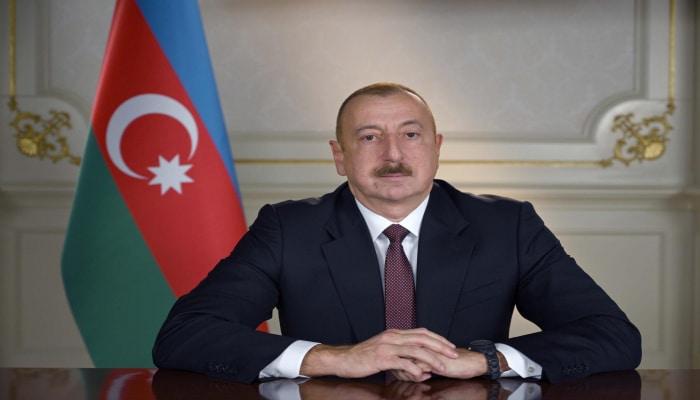 Президент Азербайджана Ильхам Алиев наградил  Игоря Пономарева  орденом «Шохрат»