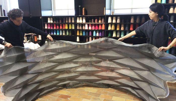 Созданы дома-оригами для колонизации Луны и Марса