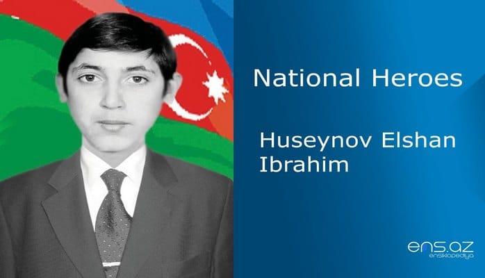 Huseynov Elshan Ibrahim