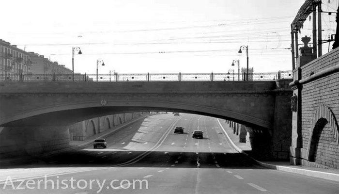Легенды Багировского моста в Баку (ФОТО)