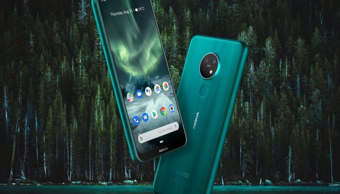 Nokia 7.2 smartfonu üçün əvvəlcədən sifarişlər başlayıb