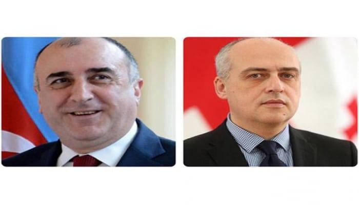 Состоялся телефонный разговор между главами МИД Азербайджана и Грузии