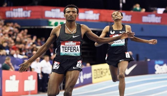 Efiopiyalı atlet 22 illik dünya rekordunu yenilədi!