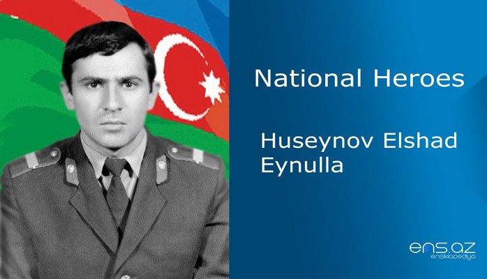 Huseynov Elshad Eynulla