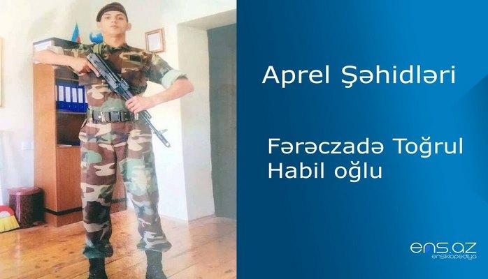 Toğrul Fərəczadə Habil oğlu