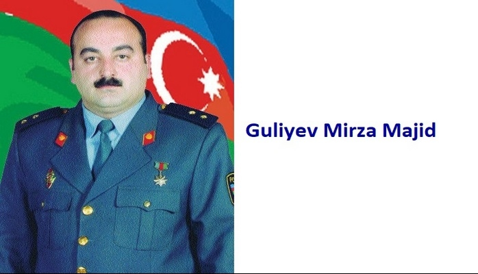 Guliyev Mirza Majid