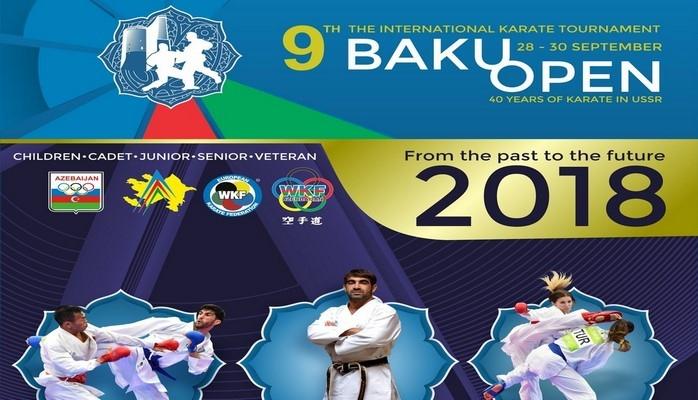 """""""Baku Open"""" beynəlxalq karate turniri keçiriləcək"""