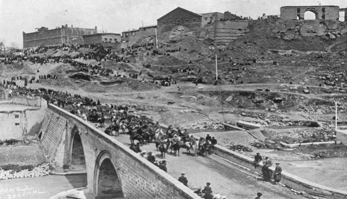 Azerbaycanlılara karşı etnik temizlik ve soykırım politikasının aşamaları