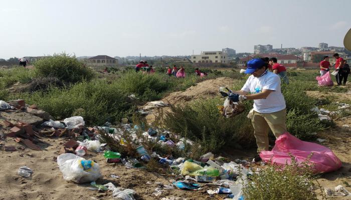 Проведение акций по очистке прибрежных территорий уже приняло широкий размах - министр экологии Азербайджана