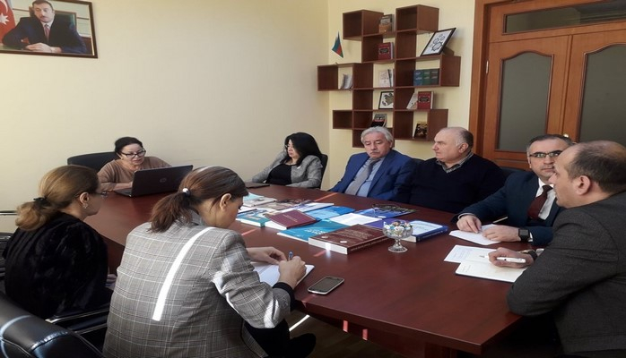 Elm Tarixi İnstitutu 2019-cu ilə aid illik hesabatını təqdim edib