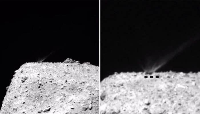 """""""Çox heyrətlənmişdim """" : yaponlar asteroidi niyə bombaladılar?"""
