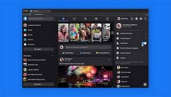 Facebook'un Yeni Tasarımı, Yeni Web Arayüzü Herkese Açıldı