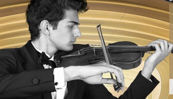 Gənc azərbaycanlı virtuoz musiqiçi Antalya konsert mövsümünü açıq elan edəcək