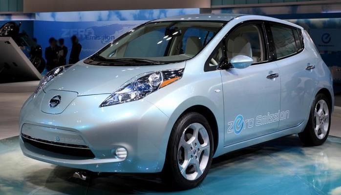 Эксперты составили ТОП-10 самых быстрых электромобилей