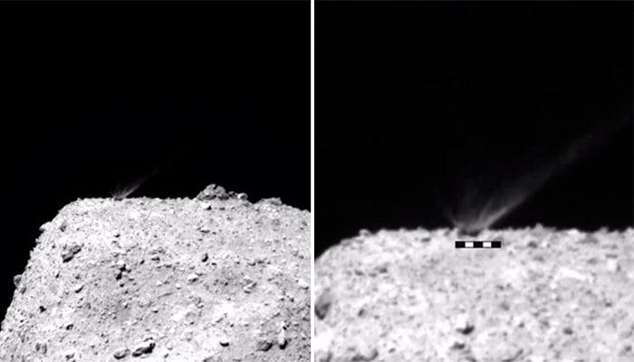 «Я был так удивлен»: зачем японцы бомбили астероид