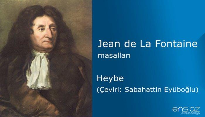 Jean de La Fontaine - Heybe