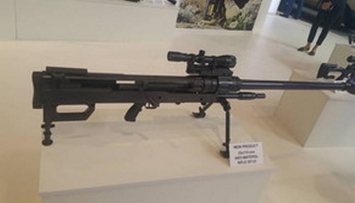 В Азербайджане изготовлена крупнокалиберная снайперская винтовка