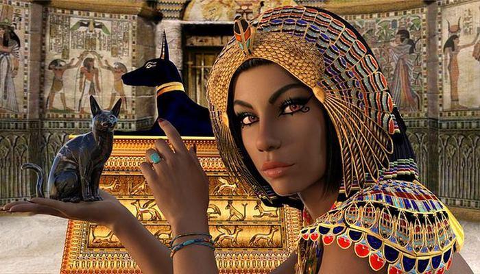 Kleopatranın 2 min illik ətiri yenidən hazırlanır