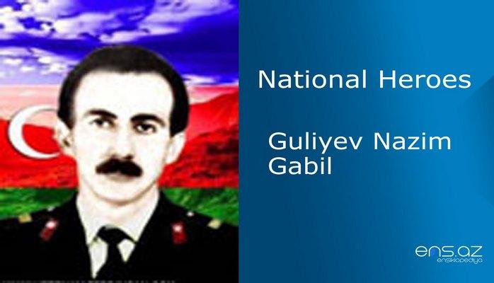 Guliyev Nazim Gabil