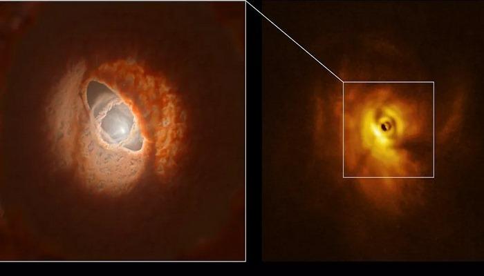 1300 ışık yılı uzaklıkta 3 yıldızlı güneş sistemi keşfedildi