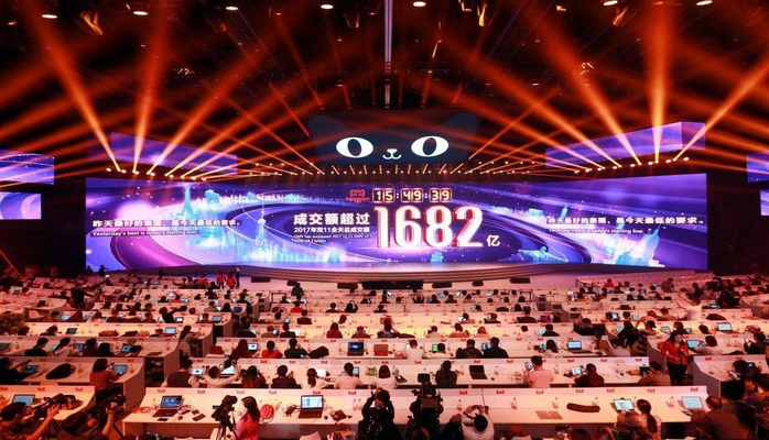 Alibaba's Singles Day Still Setting Global Sales Records 10 Years Later