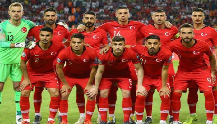 Türkiyə millisi AVRO-2020-yə vəsiqə qazanıb