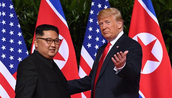 Трамп рассказал о причине потери Ким Чен Ыном всего