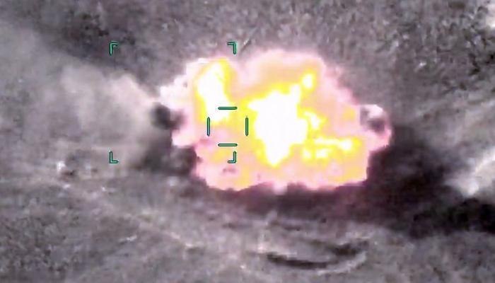 Уничтожены еще 2 танка противника