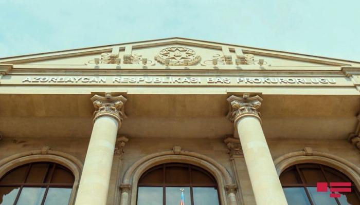 Армянский снаряд взорвался около Тертерского районного суда, есть погибший и раненые