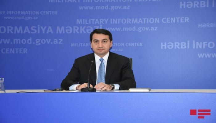 Помощник президента Азербайджана: Мы гордимся нашими солдатами и офицерами