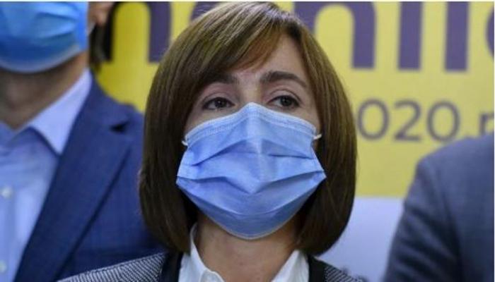 Moldova MSK: Protokolların 90%-nin nəticələrinə görə Sandu səslərin 51,46% -ni toplayıb