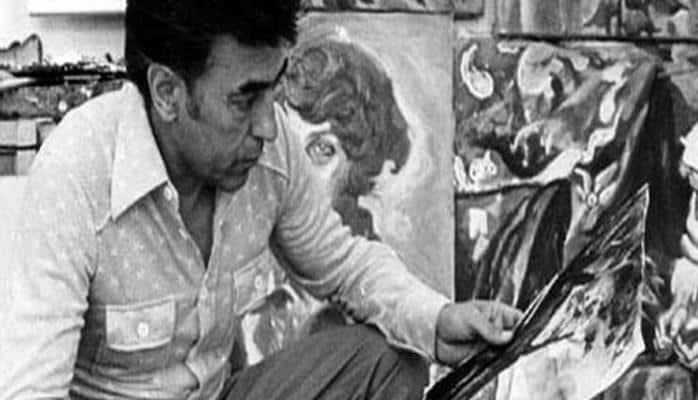 Видади Нариманбеков – художник, поднявший тему Второй Мировой войны с фашизмом на мировой уровень