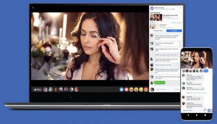Facebook Messenger'ə istifadəçilərin birgə video izləmələri funksiyası gəlir