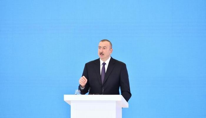 """Prezident: """"Əsrin kontraktı""""nın faydasını bu gün Azərbaycan dövləti, Azərbaycan xalqı görür"""