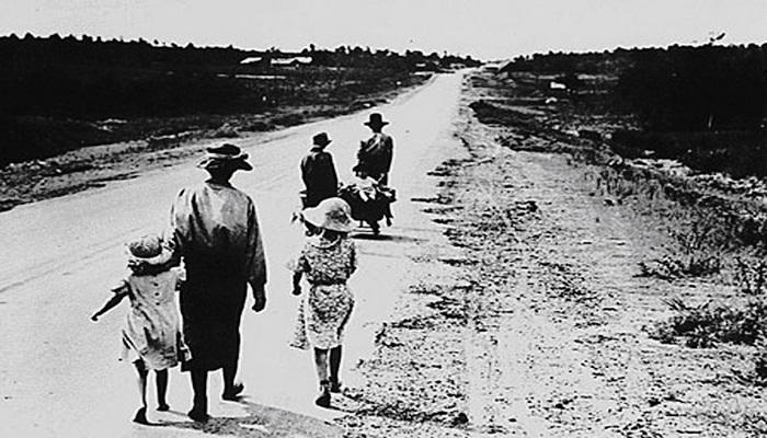 """Великая депрессия – от краха к """"очистительной грозе"""""""