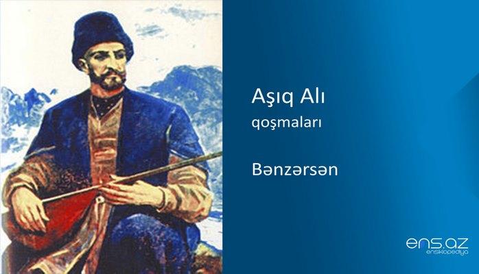 Aşıq Alı - Bənzərsən
