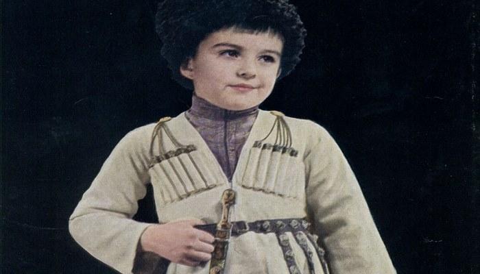 Как одевались в Шеки в 19-начале 20 вв. (ФОТО)