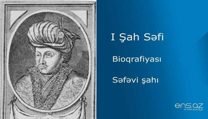 I Şah Səfi