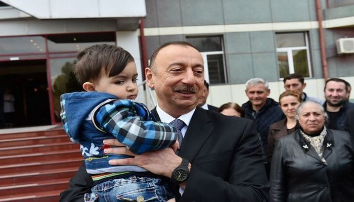 """Prezidentə YAZIRLAR: """"Xalqımız seçimində yanılmadığı üçün qürur hissi keçirir"""""""