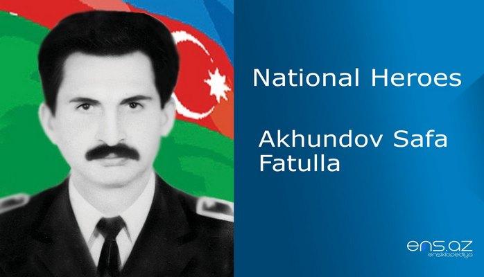 Akhundov Safa Fatulla
