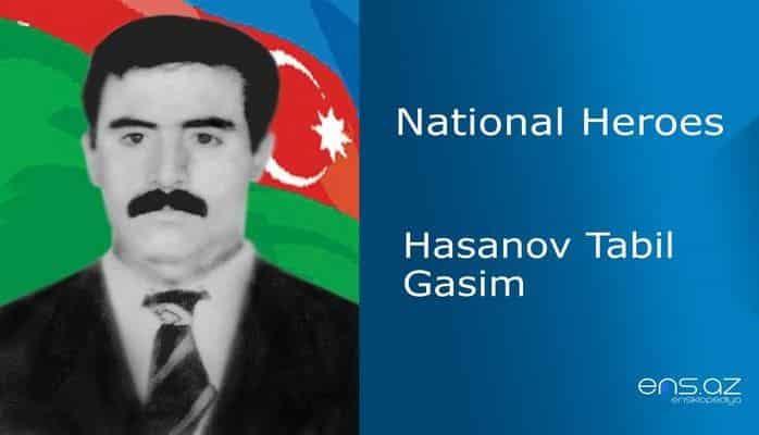 Hasanov Tabil Gasim