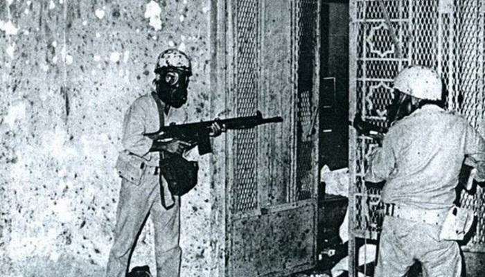 """Мекка, 1979: Расстрел """"нефтяного рая"""""""