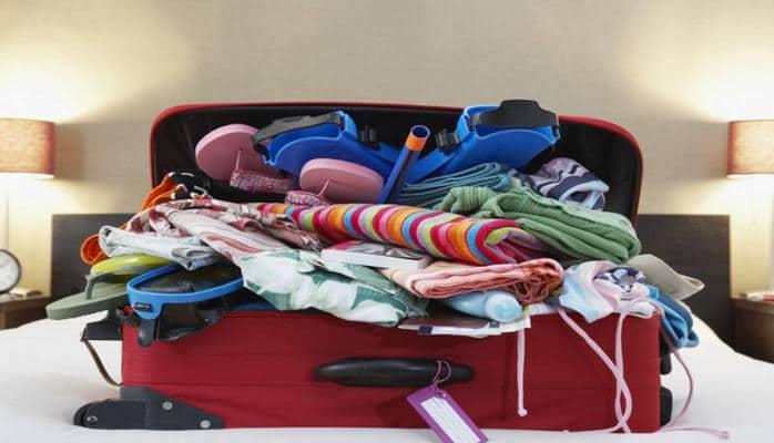 5 лайфхаков, как быстро собрать чемодан